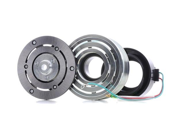 OEM Magnetic Clutch, air conditioner compressor RIDEX 1236M0003