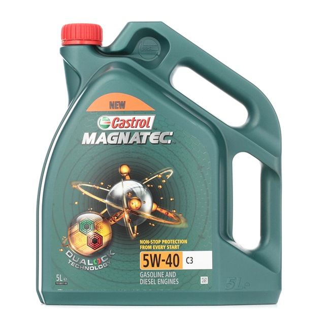 Engine oil SSANGYONG 5W-40, Capacity: 5l