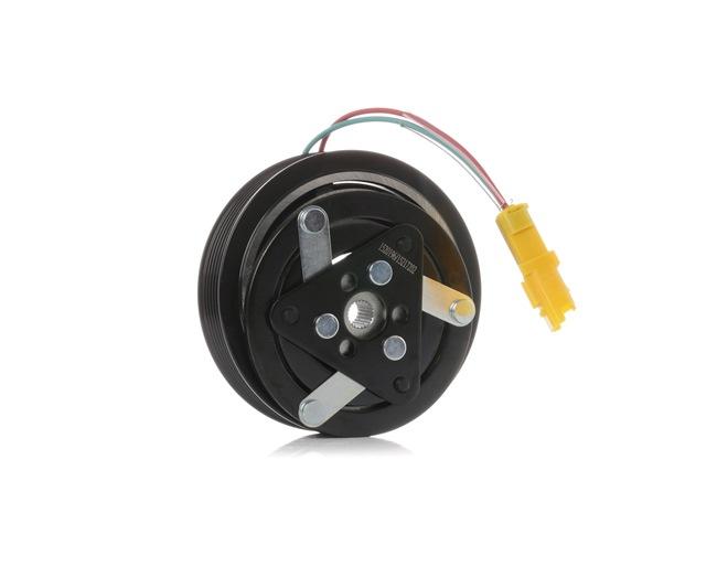 OEM Magnetic Clutch, air conditioner compressor RIDEX 1236M0005