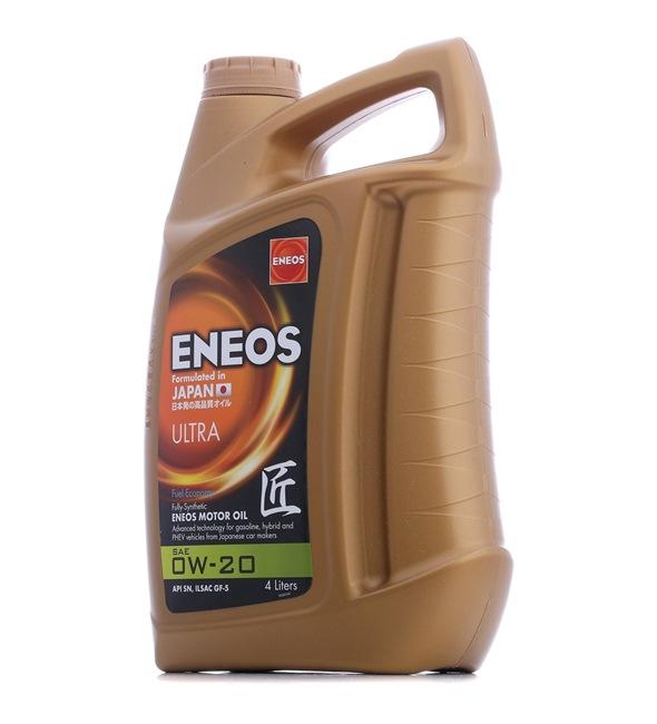 Olio per auto ENEOS 5060263580669