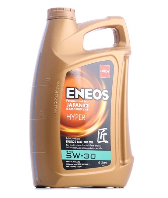 Motorenöl 5W-30, Inhalt: 4l, Synthetiköl EAN: 5060263580690
