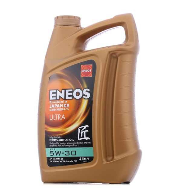Motorenöl 5W-30, Inhalt: 4l, Synthetiköl EAN: 5060263581482