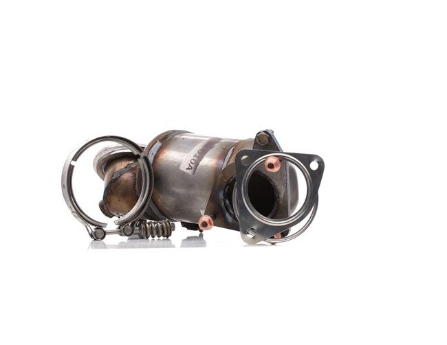 OEM Catalytic Converter RIDEX 429C0296