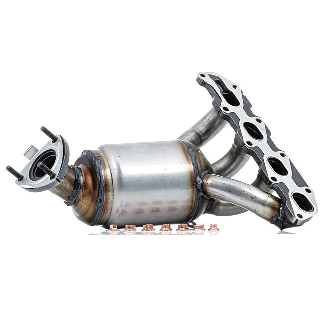 OEM Catalytic Converter RIDEX 429C0325