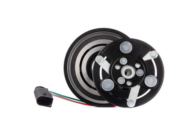 OEM Magnetic Clutch, air conditioner compressor RIDEX 1236M0006
