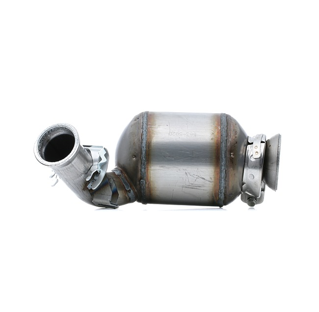 OEM Catalytic Converter RIDEX 429C0450