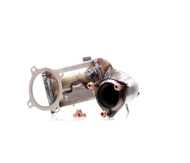 OEM Catalytic Converter RIDEX 429C0483