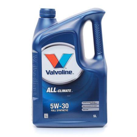 Olio auto 5W-30, Contenuto: 5l, Olio sintetico EAN: 8710941021638