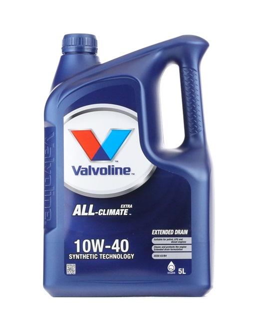 Olio auto 10W-40, Contenuto: 5l, Olio parzialmente sintetico EAN: 8710941022468