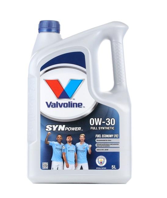 Olio auto 0W-30, Contenuto: 5l, Olio sintetico EAN: 8710941023137