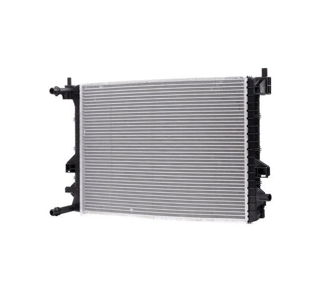 Motorkühlung: RIDEX 470R0847 Kühler, Motorkühlung