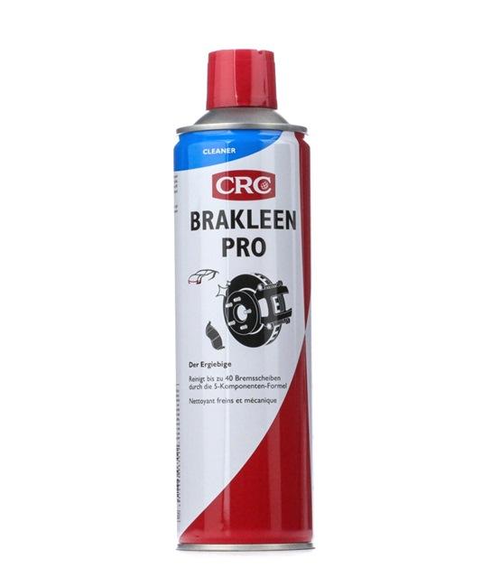 Bremsen- und Kupplungsreiniger CRC 32694-DE für Auto (Inhalt: 500ml, Sprühdose)