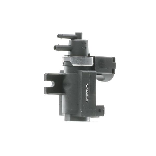 OEM Pressure converter, turbocharger RIDEX 3553P0020