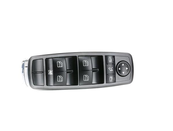 RIDEX Electric window switch MERCEDES-BENZ Front