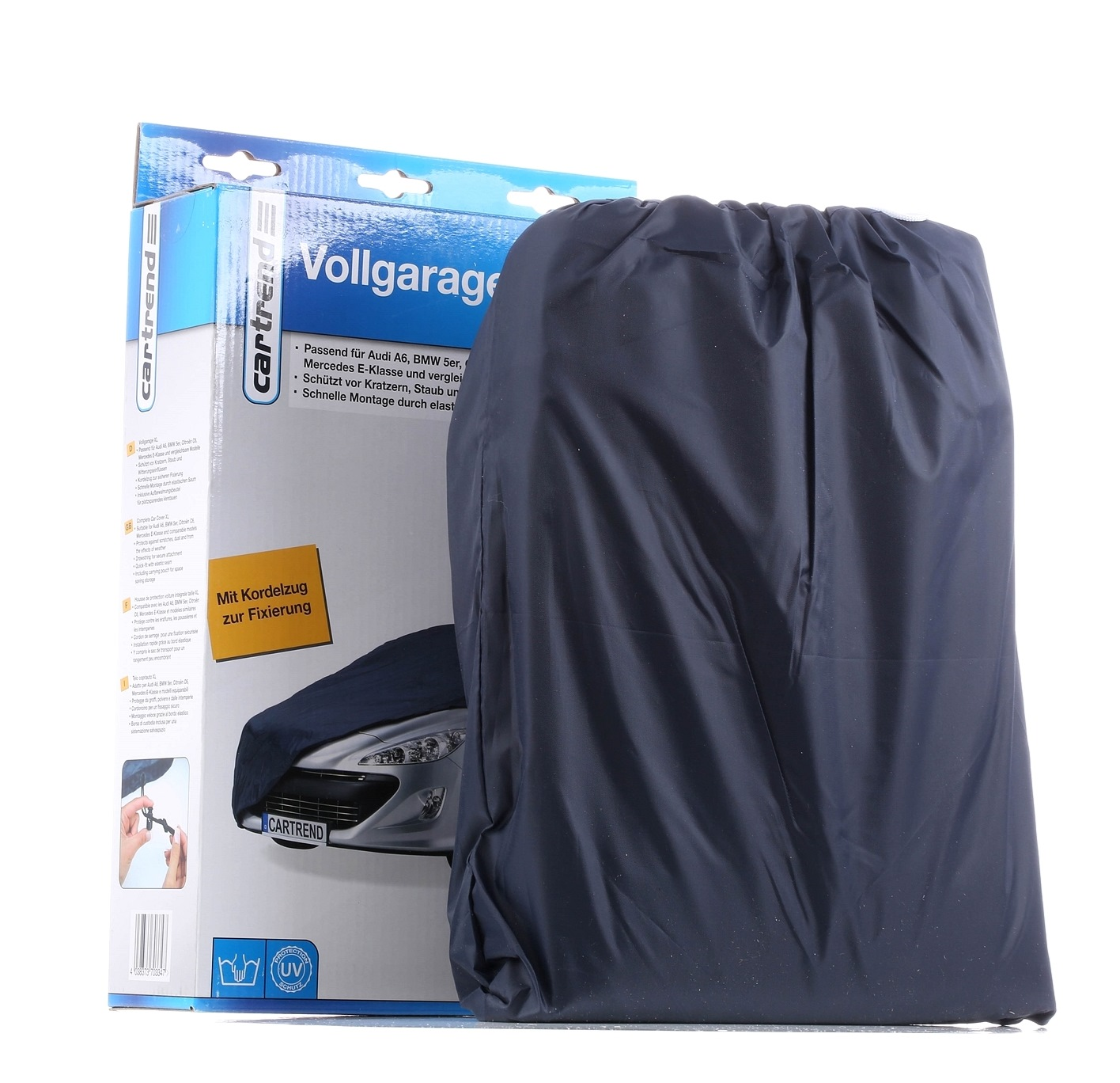 Car cover CARTREND 70334 rating