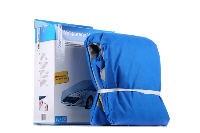 Vehicle cover Length: 432cm, Width: 165cm, Height: 119cm 96102