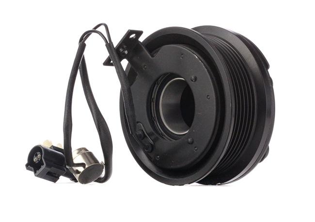 OEM Magnetic Clutch, air conditioner compressor RIDEX 1236M0014