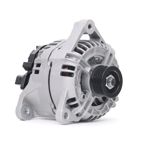 RIDEX Generador PORSCHE Corr. carga alternador: 120A, Tensión: 12V