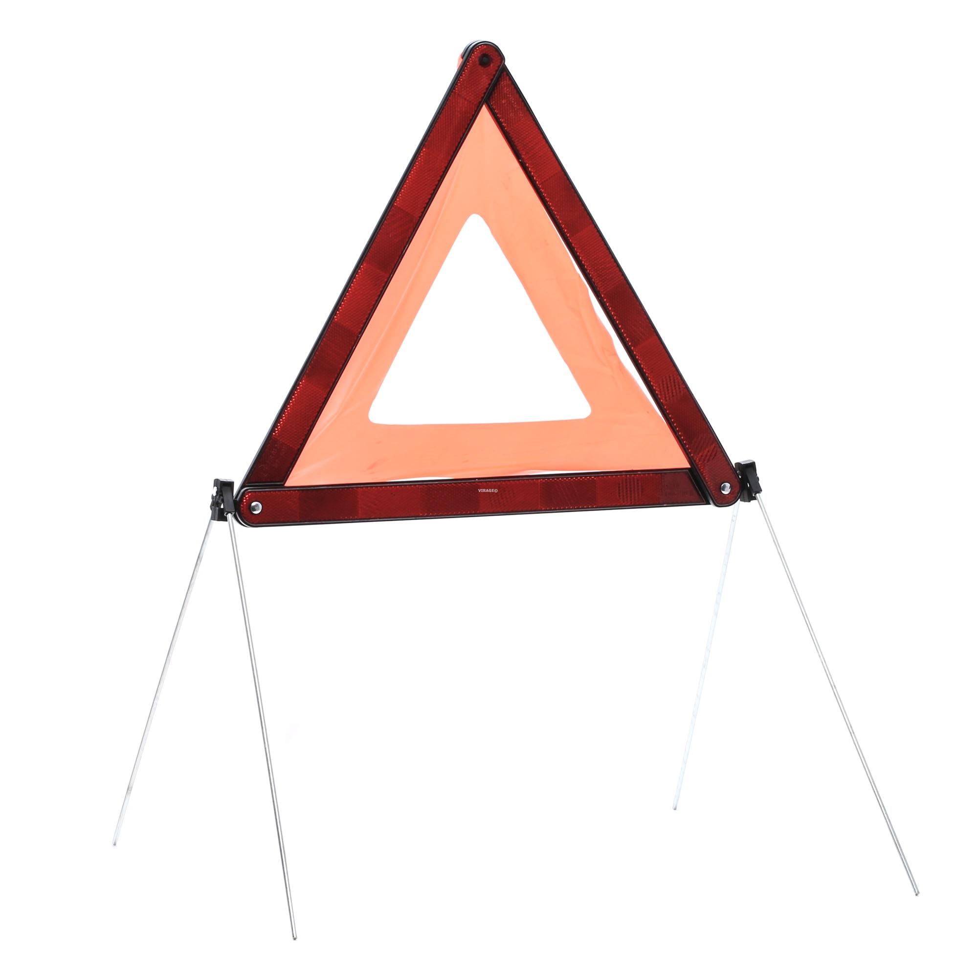 Triangle d'avertissement VIRAGE 94-009 évaluation