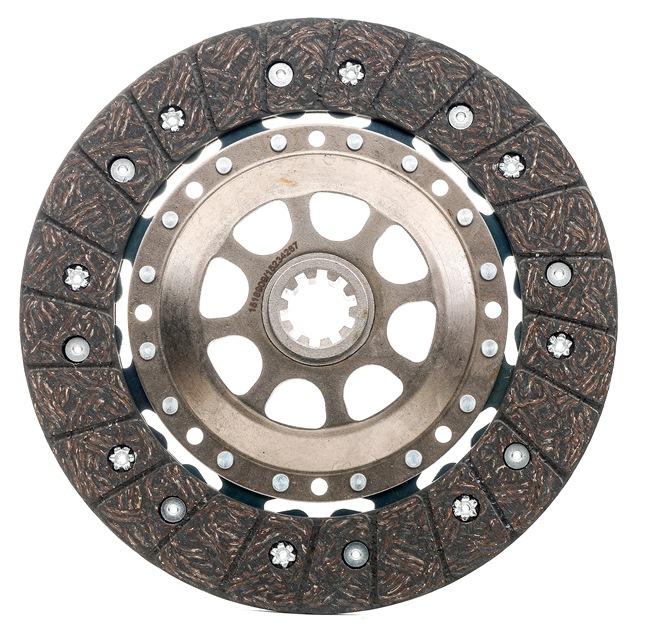 OEM Clutch Disc RIDEX 262C0087