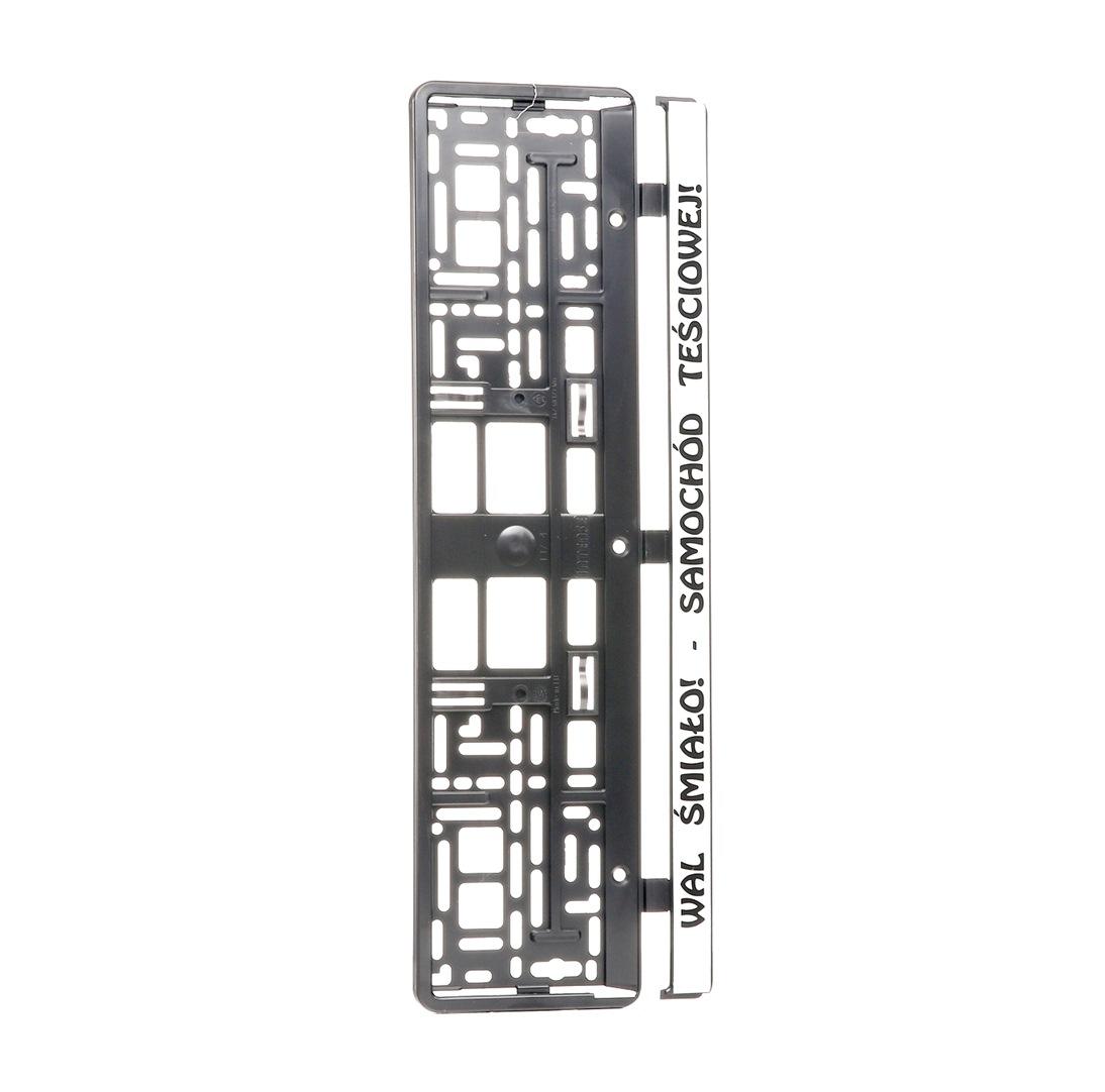Suporturi plăcuță de înmatriculare VIRAGE 93-002 nota