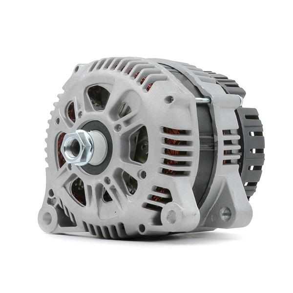 RIDEX Generador IVECO Corr. carga alternador: 150A, Tensión: 12V