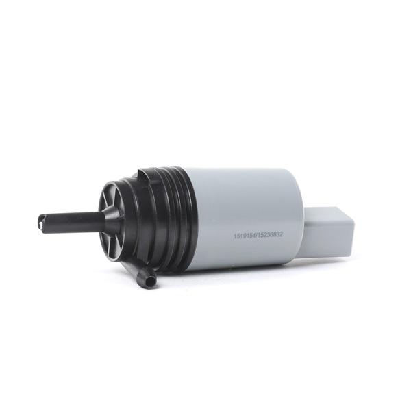 Waschwasserpumpe, Scheibenreinigung Spannung: 12V, Anschlussanzahl: 2 mit OEM-Nummer 6934159