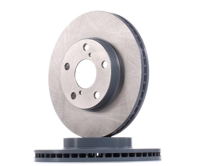 Brake Disc 108404 RAV 4 II (CLA2_, XA2_, ZCA2_, ACA2_) 2.0 D 4WD (CLA20_, CLA21_) MY 2002
