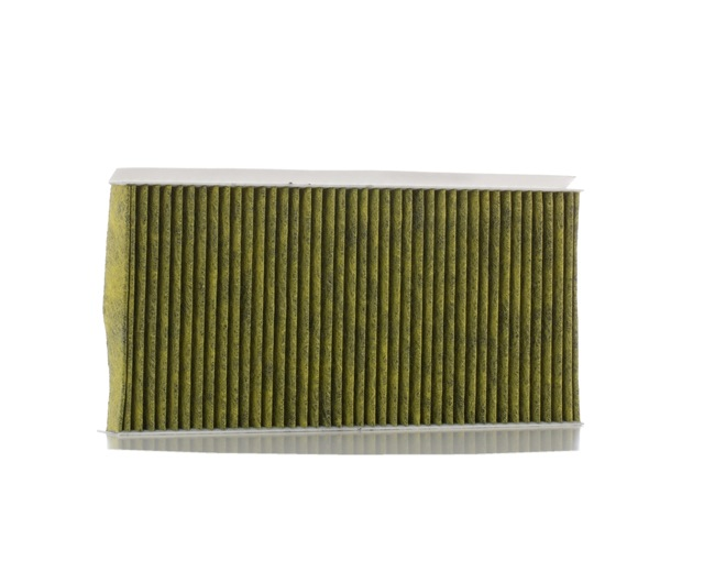 Filtro de aire acondicionado KAMOKA 15499238 Filtro de carbón activado, con efecto bactericida, Filtro partículas finas (PM 2.5), con efecto fungicida, con efecto antialérgico