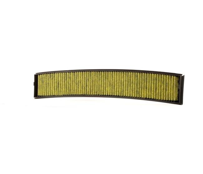 Filter, Innenraumluft Länge: 670mm, Breite: 95mm, Höhe: 24mm mit OEM-Nummer 64319257504