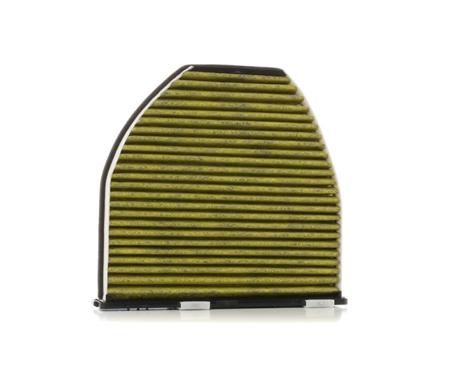 Cabin filter KAMOKA 15499286 Charcoal Filter, with antibacterial action, Particulate filter (PM 2.5), with fungicidal effect, with anti-allergic effect