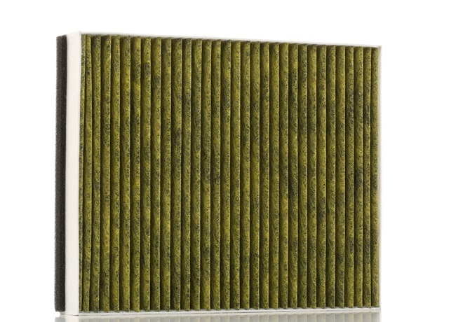 Cabin filter KAMOKA 15499304 Charcoal Filter, Particulate filter (PM 2.5), with anti-allergic effect, with antibacterial action, with fungicidal effect