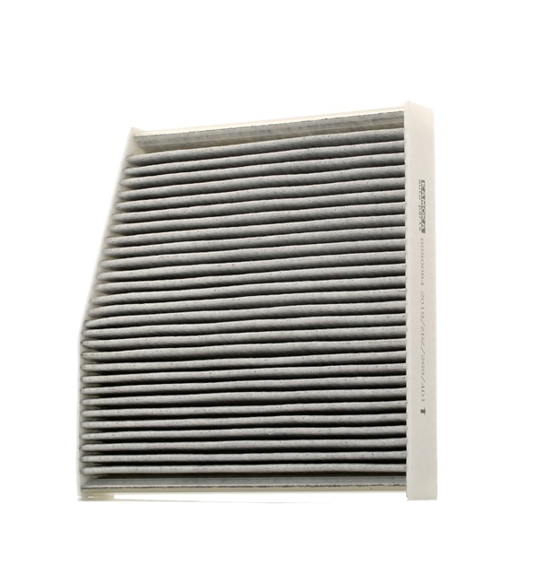 Cabin filter KAMOKA 15499315 Charcoal Filter, Particulate filter (PM 2.5), with anti-allergic effect, with antibacterial action, with fungicidal effect