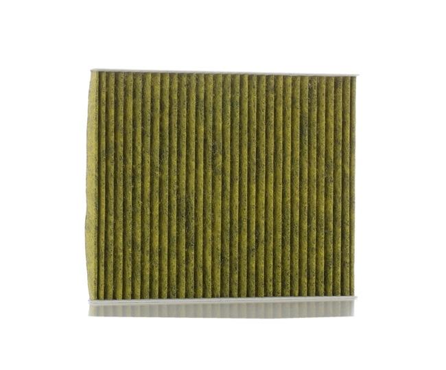 Kabinový filtr KAMOKA 15499326 Filtr jemného pachu (PM 2.5), Filtr s aktivním uhlím, s antialergickým účinkem, s antibakteriálním účinkem, s fungicidním účinkem