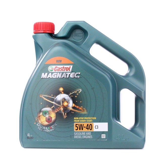 Engine oil SSANGYONG 5W-40, Capacity: 4l