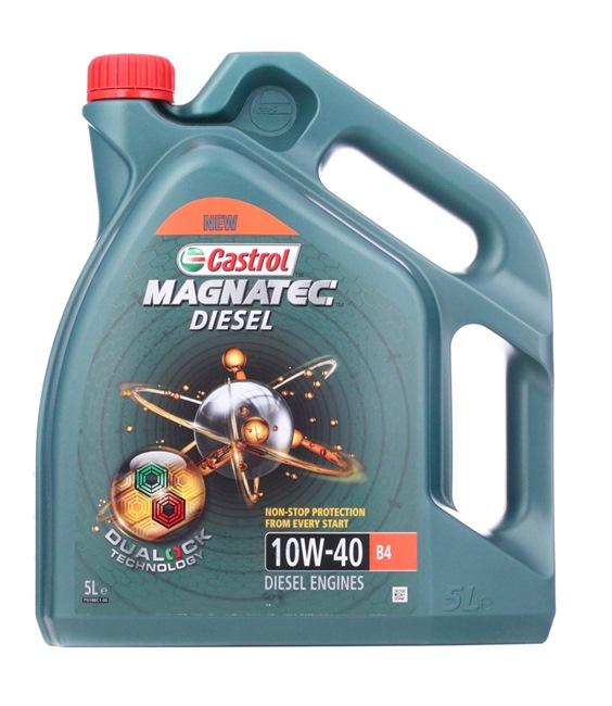 CASTROL Olio auto VW 501 01 10W-40, Contenuto: 5l