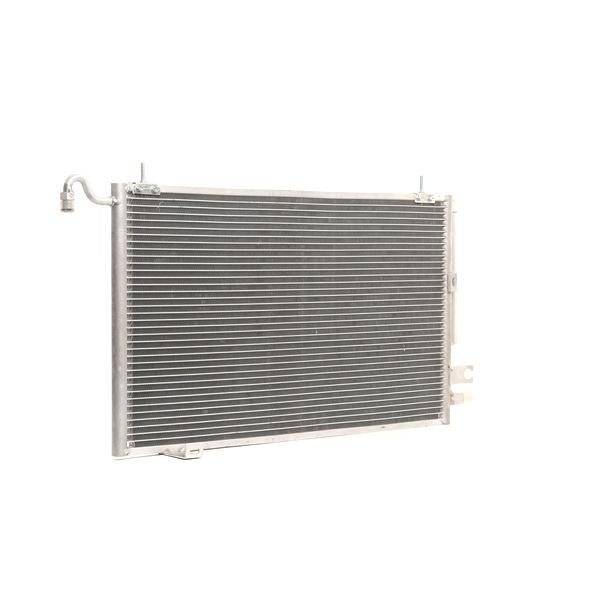 Fahrzeugklimatisierung : RIDEX 448C0320 Kondensator, Klimaanlage