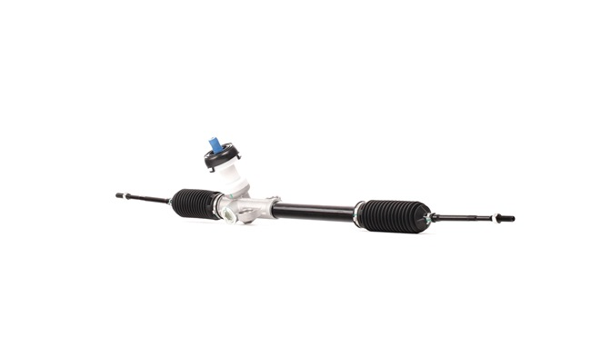 Steering rack RIDEX 15748960 Electric, for vehicles with electric power steering