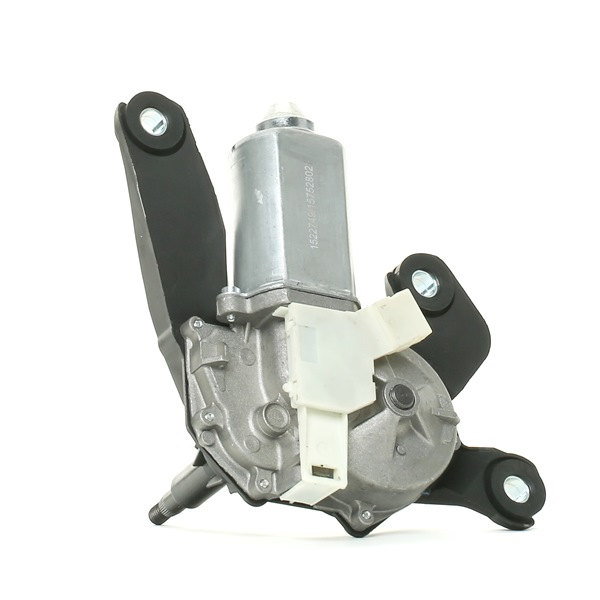Windshield wiper motor RIDEX 15752802 Rear, for left-hand/right-hand drive vehicles
