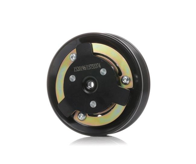 Zahnriemenscheiben: RIDEX 2914C0019 Spule, Magnetkupplung-Kompressor