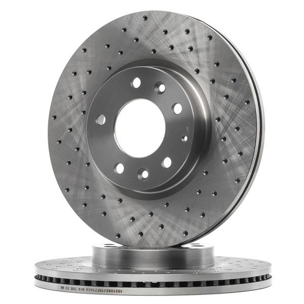 Bremsscheibe Ø: 299mm mit OEM-Nummer G33Y 33 25X