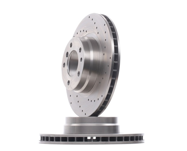 Bremsscheibe Bremsscheibendicke: 28mm, Ø: 316mm mit OEM-Nummer 34 11 6 757 753
