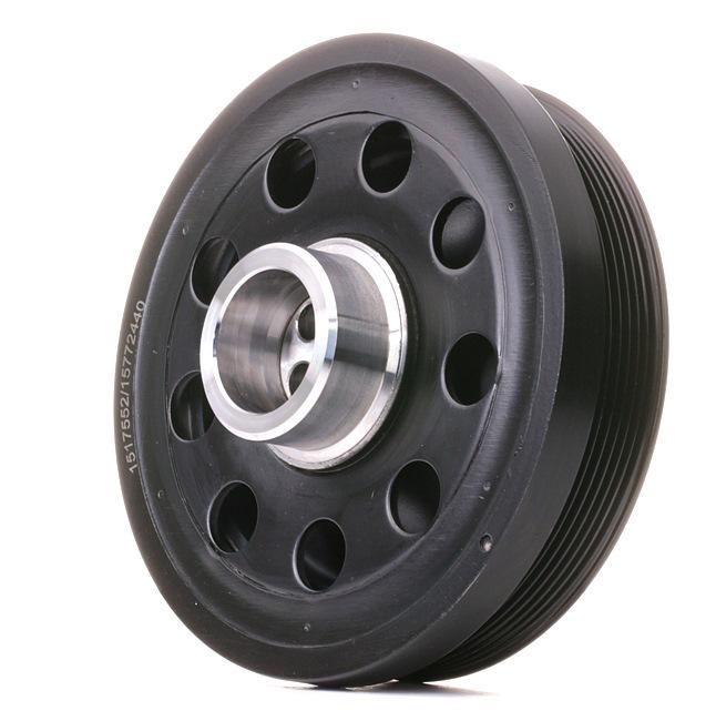 OEM Belt Pulley, crankshaft RIDEX 3213B0177