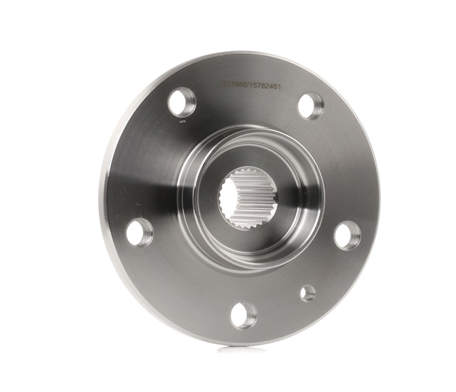 Wheel hub RIDEX 15782461 Front axle both sides