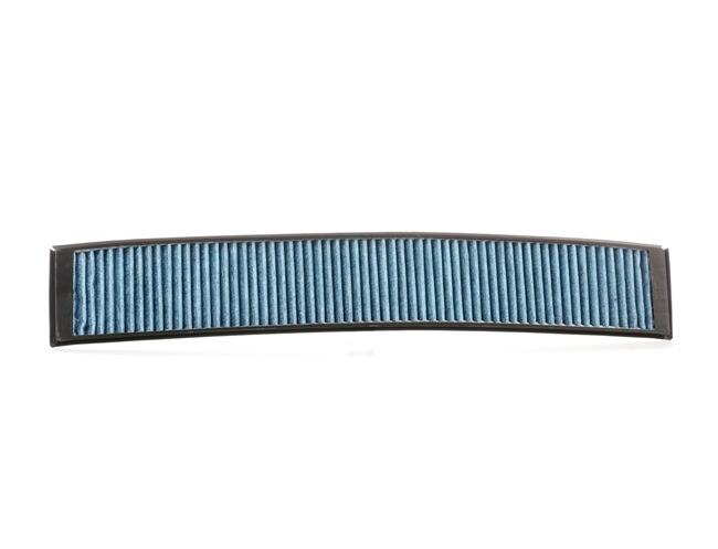 Filter, Innenraumluft Länge: 668,0mm, Breite: 104,0mm, Höhe: 23,5mm mit OEM-Nummer 64319257504