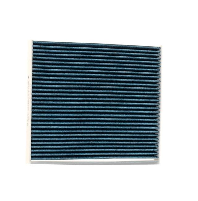 Filter, Innenraumluft Länge: 222mm, Breite: 266mm, Höhe: 22mm mit OEM-Nummer 55702468