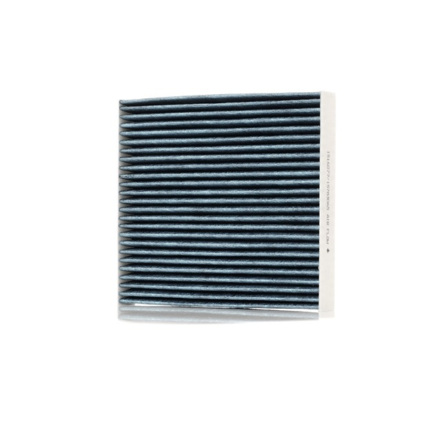 Cabin filter RIDEX 15783065 Charcoal Filter, Particulate filter (PM 2.5), with anti-allergic effect, with antibacterial action