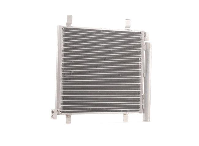 Fahrzeugklimatisierung : RIDEX 448C0327 Kondensator, Klimaanlage