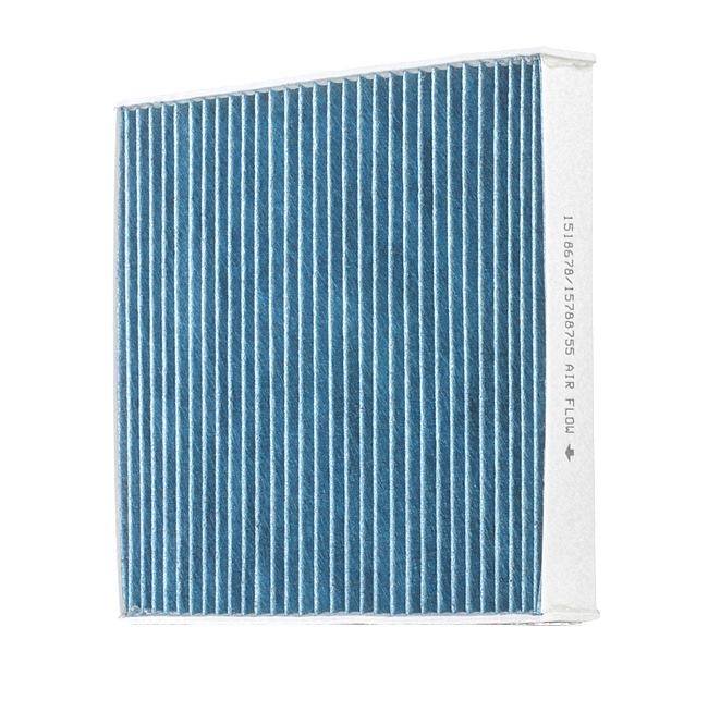 Filter, Innenraumluft Länge: 267mm, Breite: 234mm, Höhe: 30mm mit OEM-Nummer 9118699