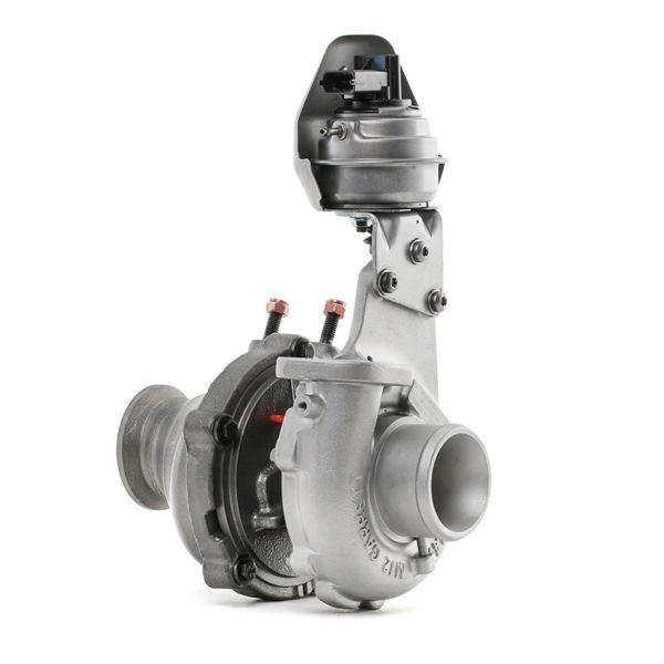 Turbocompresor, sobrealimentación neumático, Euro 5 con OEM número 55581063